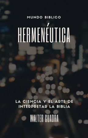 HERMENÉUTICA by WalterCuadra