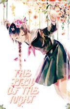 {The Lily Of The Night} Toko Fukawa x Female reader by uwukokichiscute
