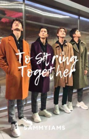 To String Together ( Huaze Lei ) by Sammyiams