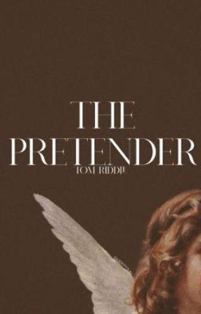 The Pretender   Tom Riddle  by kook-trash