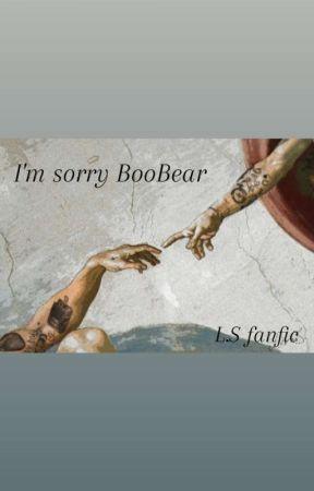 I'm sorry BooBear by swaggestfag
