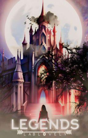 LEGENDS: Celestial Beryl (Season, #1) by LabBerry