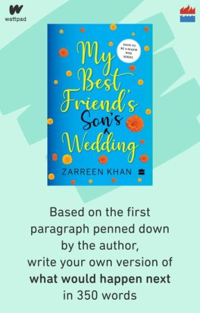 My Crazy Wedding Story Contest by HarperCollinsIndia