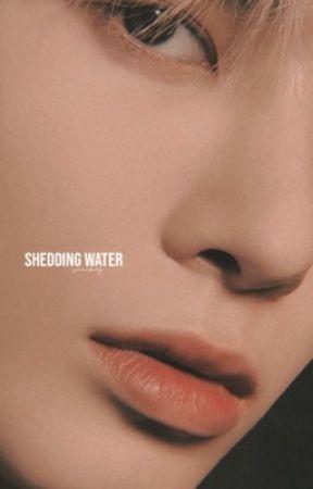 shedding water ↺ kang taehyun by -joonbug
