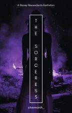 The Sorceress of Agrabah || Disney Descendants by dessertseoul_