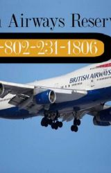 Instructions to Contact British Airlines Reservations USA | +1-802-231-1806 by devinthapa