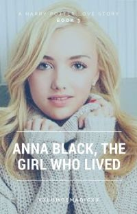 Anna Black The Girl Who Lived Book 3 (to be edited) cover