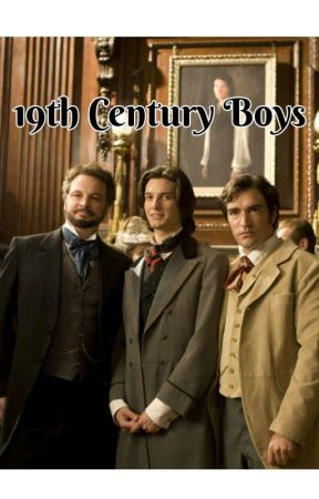 19th Century Boys (Dorian Gray × Lord Henry × Basil Hallward 18+) by Write_Owl