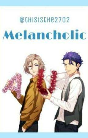 [A3!] Melancholic (Juza x Banri) by thisisthe2702