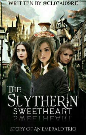 The Slytherin Sweetheart by cl07ai09re