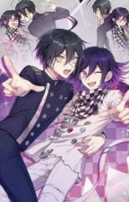 the ultimate liar (shuichi, kokichi x reader) by kundere_artist