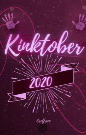 Kinktober 2020 by AgentGrayson37