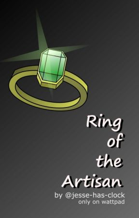 Ring of the Artisan by jesse-has-clock