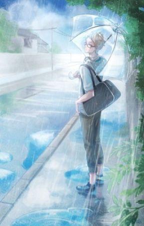 Tsukishima x reader . Just a little longer  by Weebhub64