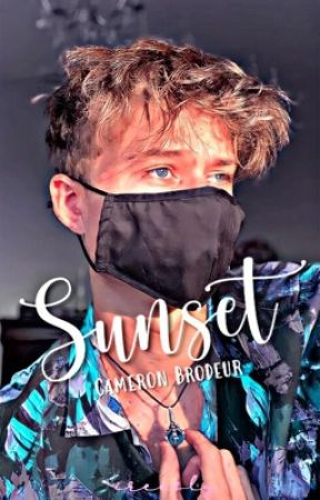 ꕤ. ꒰ SUNSET ꒱ cameron brodeur  by ireesly
