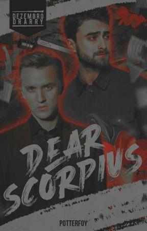 Dear Scorpius » drarry {abo} by potterfoy