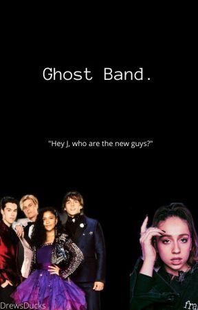 Ghost Band.   JATP by DrewsDucks