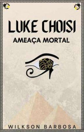 Luke Choisi - Ameaça Mortal by WilksonBarbosa