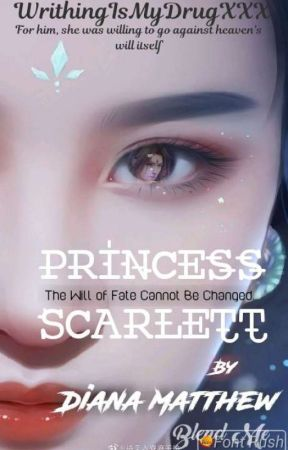 PriNcesS Scarlett (3# of the Royalties Series) Coming Soon!! by WritingIsMyDrugXXX