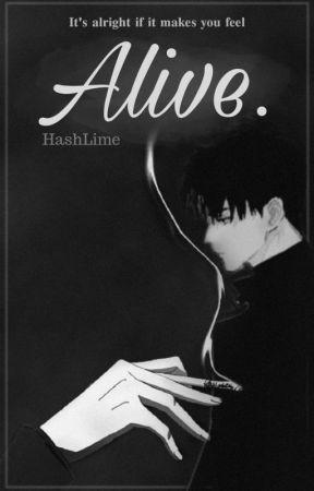 ALIVE [OS Ereriren]✓ by HashLime