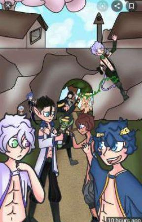 FairyTale origins Ask or Dare by Oliver_DemonWolf