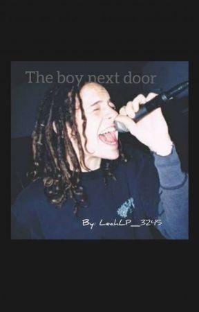 The boy next door|| Chester Bennington by LeahLP_3245