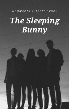 The Sleeping Bunny (Hogwarts Raiders) by ladyfrosty
