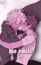 his smile :; komahina by hajikope