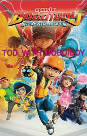 Tod With Boboiboy [under Editing] by Winter---Bear