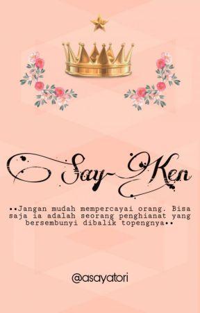 Say-Ken by Zizilaoio