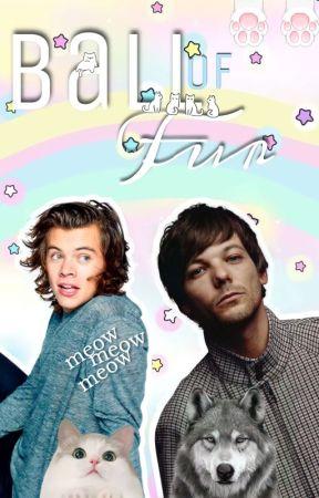"""Ball of Fur"" [L.S] by citiesindust_"