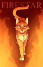 Firestar's rebirth by SnowcloudOfIceClan
