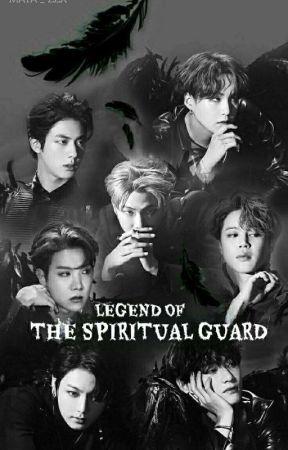 الحارس الروحاني  by Maya_zzx