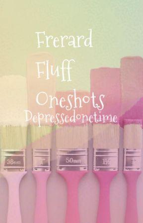 Frerard Fluff Oneshots by Depressedonetime