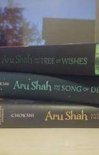 Aru Shah Oneshots, Part 3 by Geeky_Bibliophile