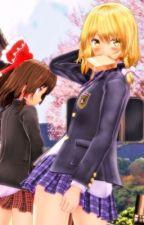 Gensokyo High-School Vol. I (Mima's Saga) by Delta3859