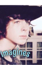 Carl and chan imagines by chandlerriggsbae5