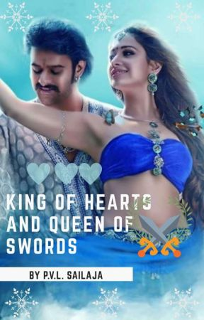 King of Hearts and Queen of Swords by shailajapvl