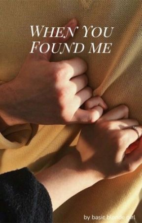 When You Found Me *sokeefe human au* by basicblondegirl