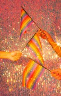 LGBTQ+ 🏳️🌈 one-shot cover