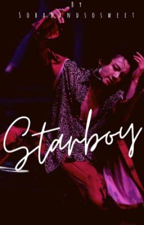 "⇗ ↠""Starboy""━ κοοκμιη↞ ⇖  by SoBadAndSoSweet"