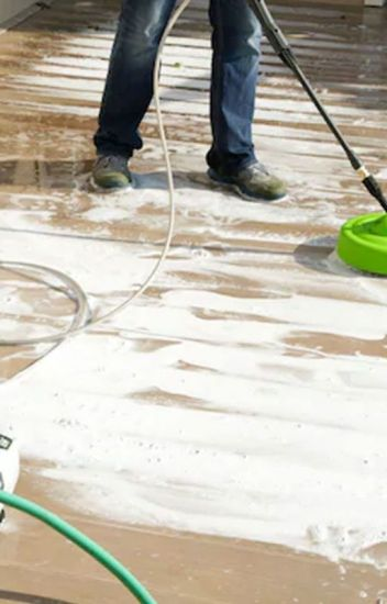 Soft Washing Services in Benton County AR