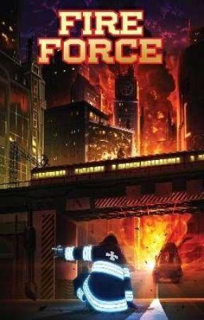 Cryo Inferno Vol 1 (Fire Force X Male Abnormal 3rd Gen reader) by LegendaryMegaNerd