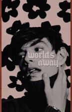 worlds away , louis partridge  by louisology
