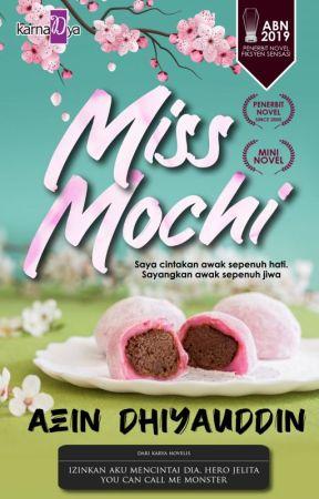 MISS MOCHI by karnadyapublishing