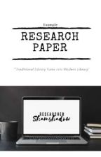 Research Paper by Black_shamshadow