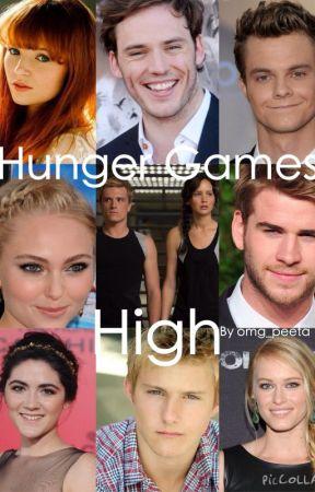Hunger Games High by omg_peeta