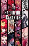 A Hazbin Hotel Karakterei  cover