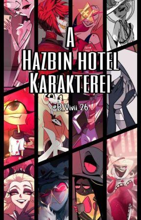 A Hazbin Hotel Karakterei  by B_Vivii_26