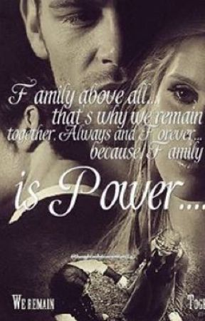 Family Is Power by Diarychildren1